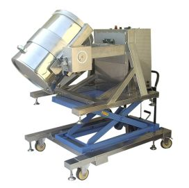 リフター(台車)式昇降機